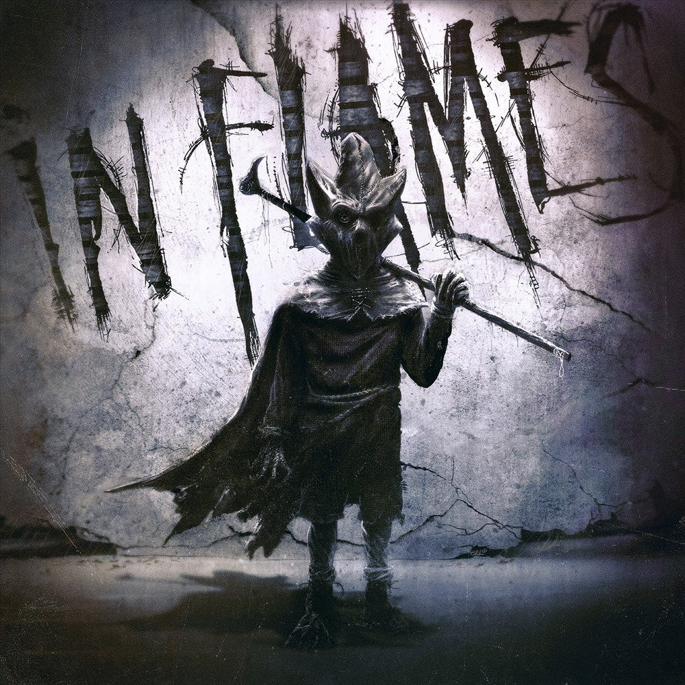 In Flames - I, the Mask CD cover