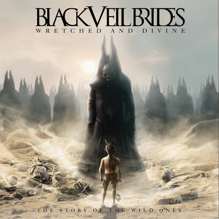 BLACK VEIL BRIDES - WRETCHED AND DIVINE_THE STORY OF THE WILD ONES