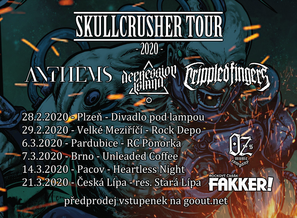 SkullCrusher TOUR 2020