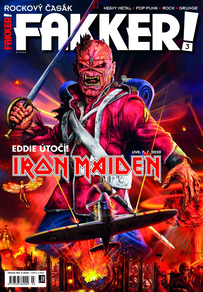 Iron Maiden F!