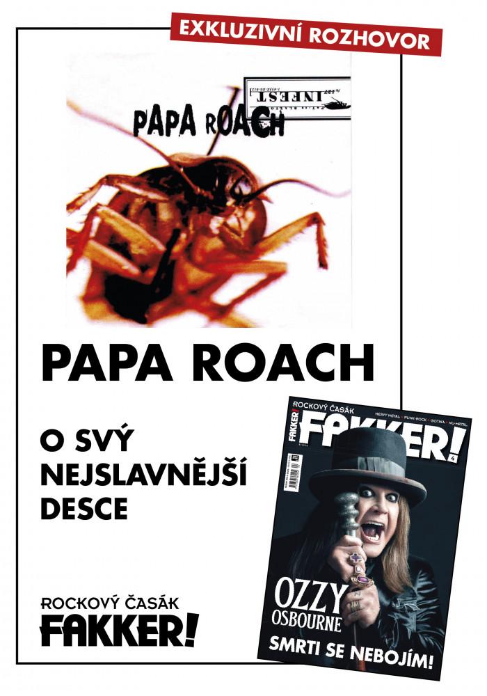 Papa Roach promo 2020