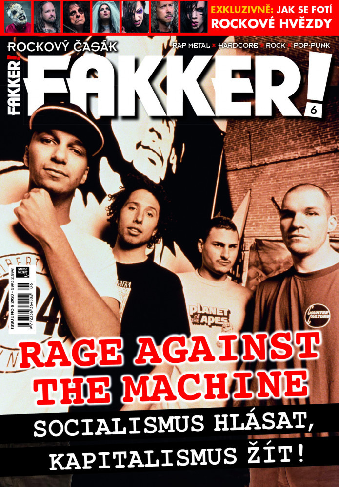 Rage Against the Machine F!
