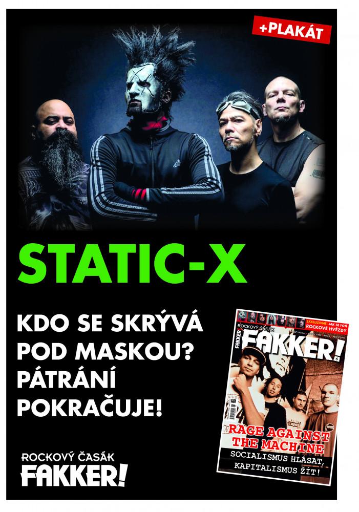 Static-X F!