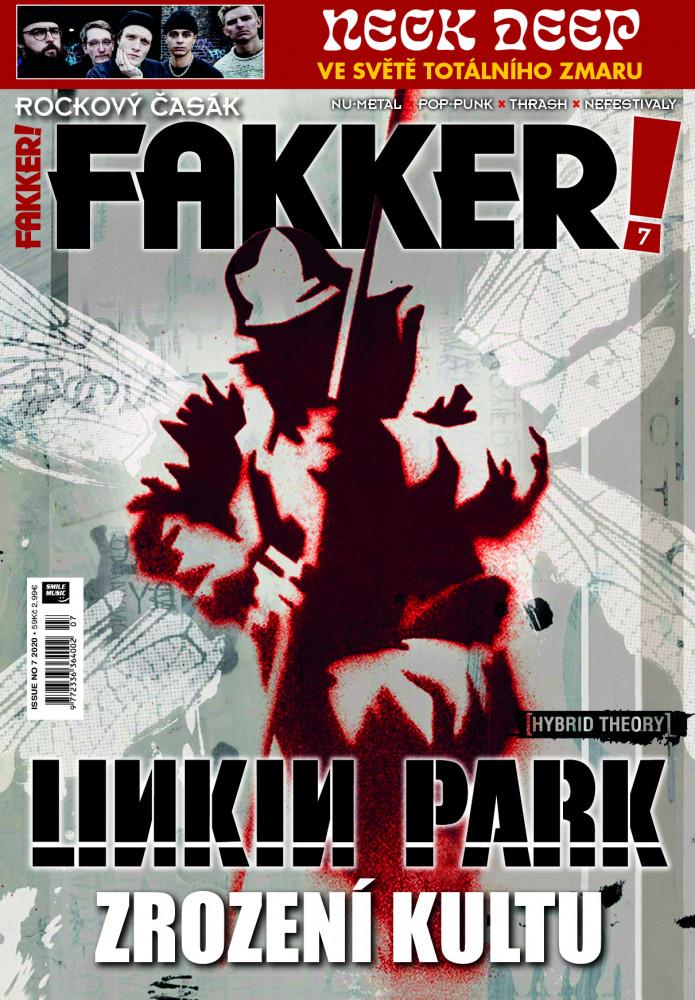 Fakker 7/2020 Linkin Park