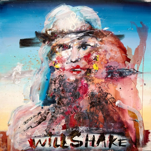 Will Shake cover CD