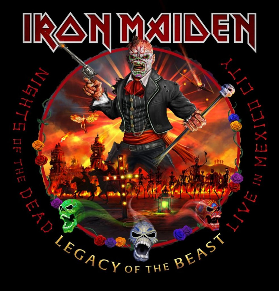 Iron Maiden Nights of the Dead