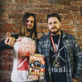 Brutal Assault 2017 - While She Sleeps interview
