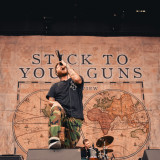 Nova Rock 2018 (live Stick to Your Guns)