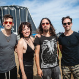 Halestorm interview (Aerodrome 2018)