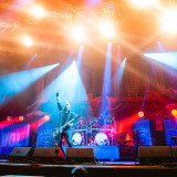 Volbeat live Rock for People 2018