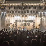 Hollywoo Undead live 2019