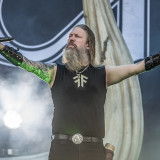 Nova Rock 2019 (den I) Amon Amarth