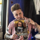 Nova Rock 2019 (den III) Papa Roach interview