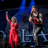 Delain live Masters of Rock 2019