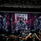 Legion of the Damned live Masters of Rock 2019