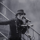 King Diamond live Mystic Polsko 2019