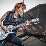 Crossfaith live Brutal Assault 2019