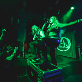 The Agonist live 2019
