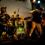 Crippled Fingers live 2020 SkullCrusher Tour Brno